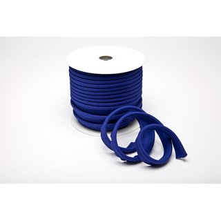 1m Paspelband XL - 18mm uni - ROYAL BLAU
