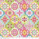 SPLENDOR - Retro Blumen multi - USA