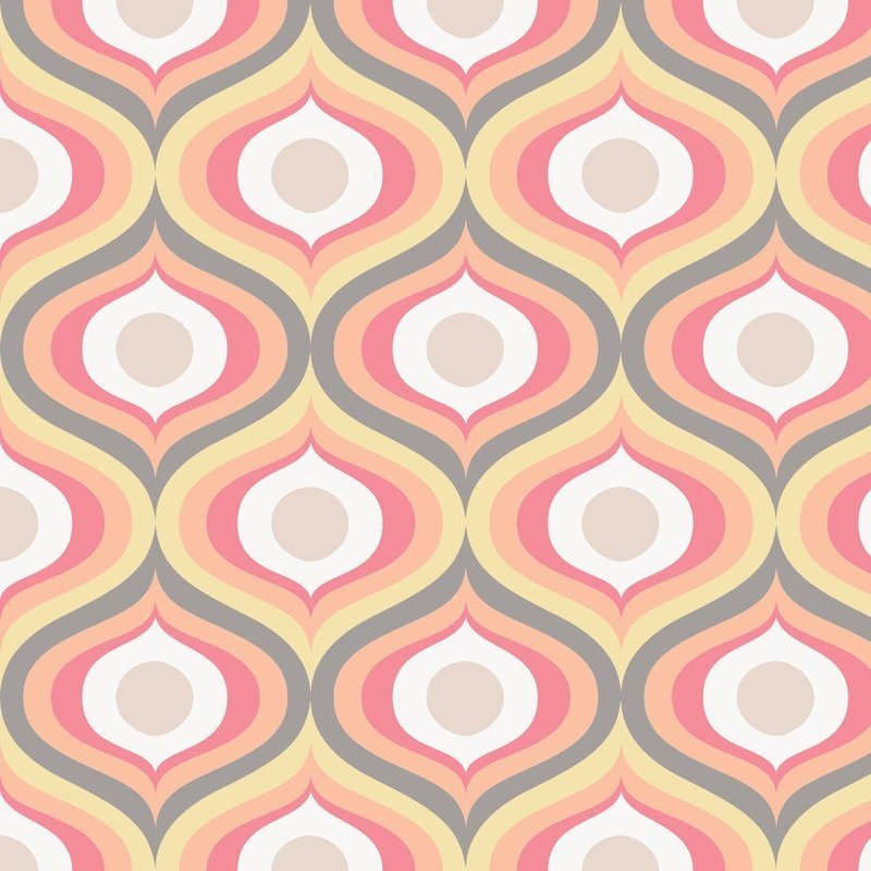 Penelope - Pink Isle of Milos - US Design