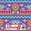 lillestoff - Bio Jersey - CANDY CAT