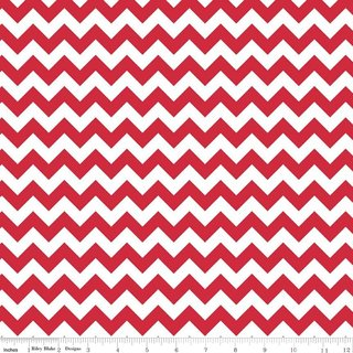 Cotton Chevron - ROT small - Riley Blake