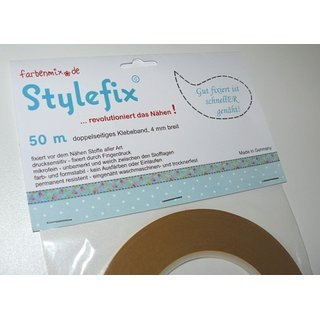 farbenmix - STYLEFIX - 50 Meter Rolle