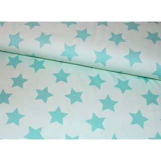Jersey - by lots STARS - MINT / mint