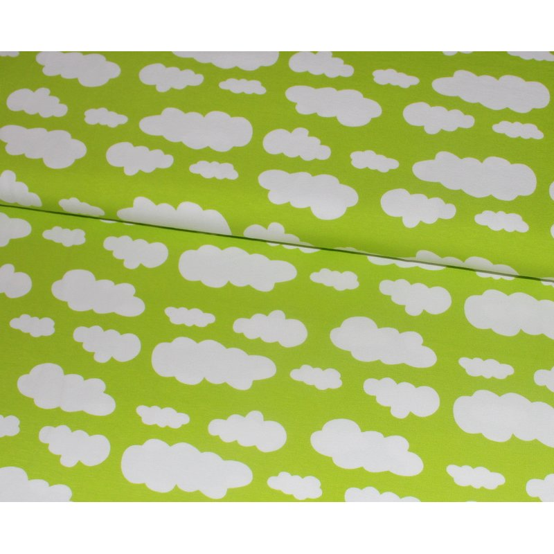 Jersey Wolken - Vicente - LIME