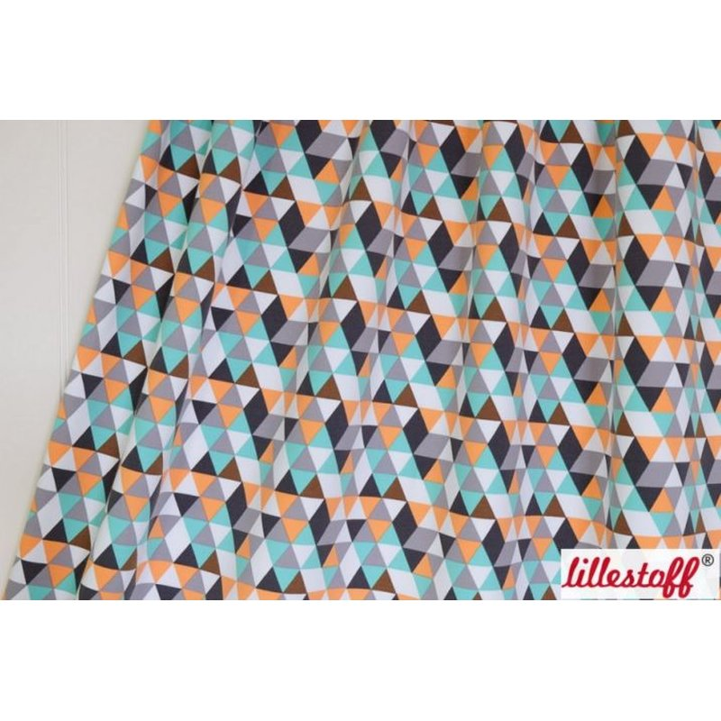 lillestoff - Bio Sweat TRIANGLE - mint