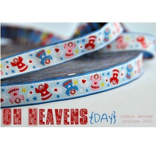 3m Webband - OH HEAVENS! DAY - farbenmix
