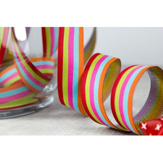 3m Webband - STRIPES SWEETS - farbenmix
