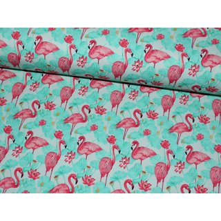 Jersey - FLAMINGO - mint