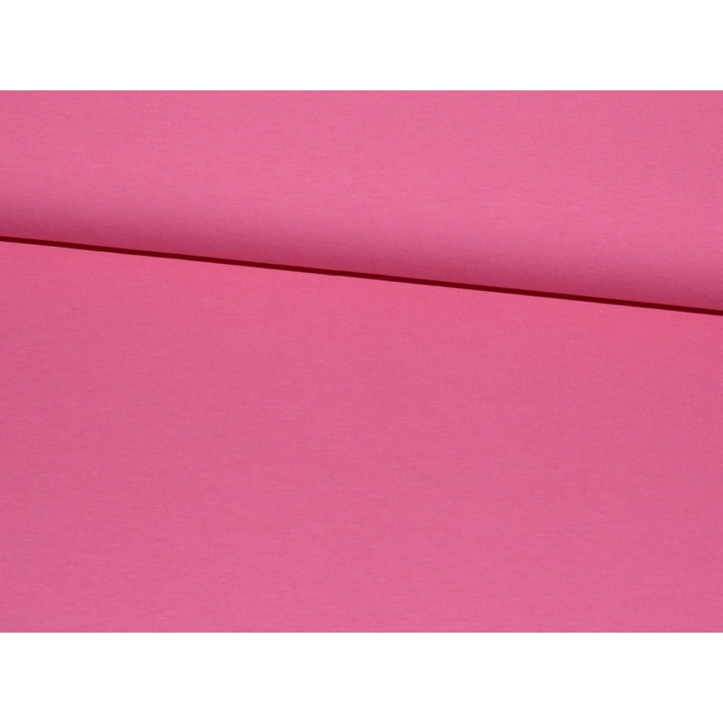 French Terry - MALTE uni - PINK